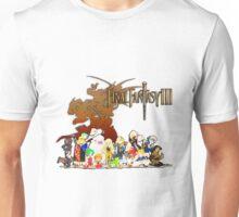 Final Fantasy 3 Design Unisex T-Shirt