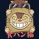 Cat-bread. by GordonBDesigns