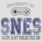 SNES University by FuranSan