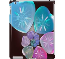 iPad - Hearts and Flowers iPad Case/Skin