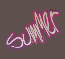 Summer Dreams One Piece - Short Sleeve