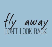 Fly Away Baby Tee