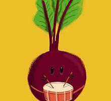 Drum Beat Beet by Budi Kwan