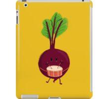 Drum Beat Beet iPad Case/Skin