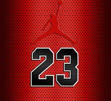 Air Jordan Chicago Bulls by neutrone