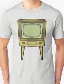 Retro Tube TV Tee T-Shirt