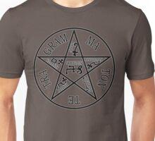 THE PENTAGRAM OF SOLOMON. Unisex T-Shirt
