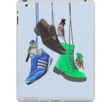 Shoe House Variation iPad Case/Skin
