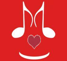 FUN T-SHIRT FOR MUSIC LOVERS Kids Tee