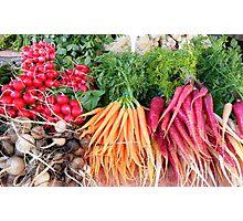 Taste the Harvest Photographic Print