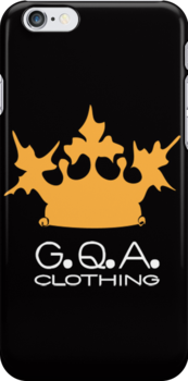 CLASSIC CROWN CASE by gqaclothing