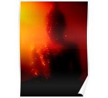 Buddha in Honey 07  Poster