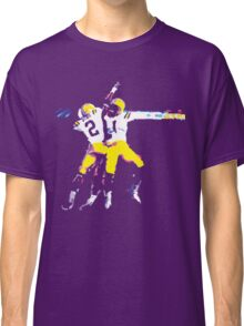 LSU Football Tee Classic T-Shirt