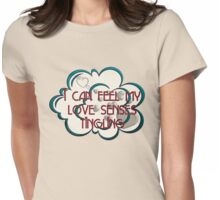 love senses Womens Fitted T-Shirt