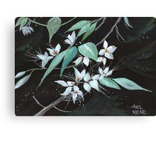 Flowers N Petals Canvas Print
