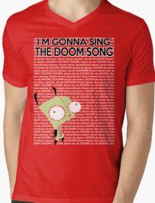 I'm gonna Sing the Doom Song  Mens V-Neck T-Shirt