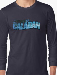 Caladan Tourism Tee Long Sleeve T-Shirt