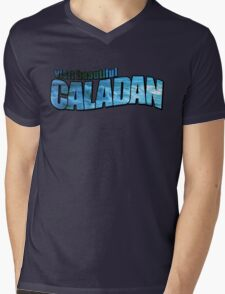 Caladan Tourism Tee Mens V-Neck T-Shirt