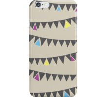 Triangle Banners iPhone Case/Skin