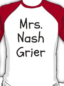 Mrs. Nash Grier T-Shirt