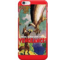 The Fox vowed VENGEANCE! iPhone Case/Skin
