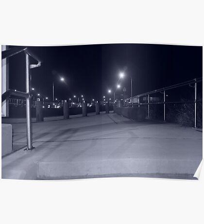 Night Walks Poster