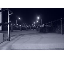 Night Walks Photographic Print