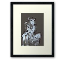 Illustrations 18 Framed Print