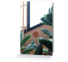 Ant View, Skyscape Greeting Card