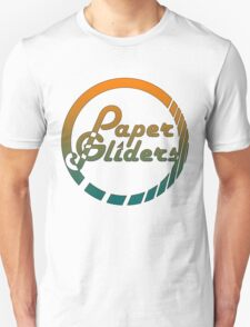 Paper Gliders (Color Design) Unisex T-Shirt