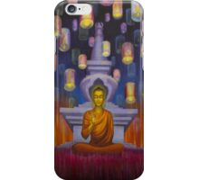 Light of Buddha iPhone Case/Skin