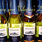 *A fun day for St.Valentine with Sparkling Wine* by EdsMum