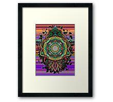 Mandala HD 1 Framed Print