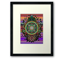 Mandala HD 1 Framed Print