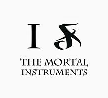 I Love The Mortal Instruments Unisex T-Shirt