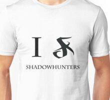 I Love Shadowhunters Unisex T-Shirt