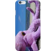 Skwid's Day At The Beach iPhone Case/Skin