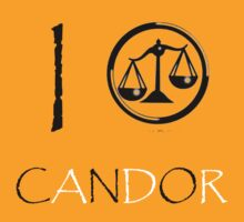 I Love Candor by Pikachunicorn