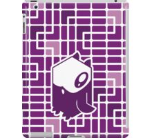 Cube Animals: The owl iPad Case/Skin