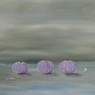 Sea treasures by Linda Ridpath