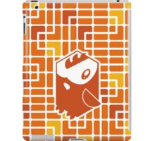 Cube Animals: The cock iPad Case/Skin