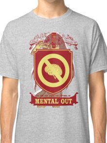 Mental Out 2nd Version Classic T-Shirt