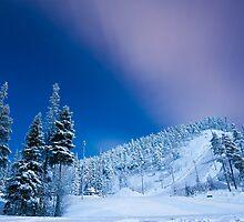 30 seconds frozen - Ruka, Finland/Lapland by Adam Carra