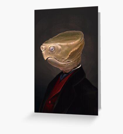 Archibald Greeting Card
