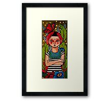 Will-o'-the-Wisp Framed Print