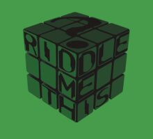 Riddle's Cube by Proxish