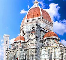 Santa Maria del Fiore cathedral in Florence by JessicaRoss