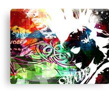 Punkstar Deluxe Canvas Print