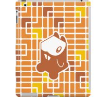 Cube Animals: The hamster iPad Case/Skin