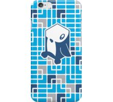 Cube Animals: The penguin iPhone Case/Skin